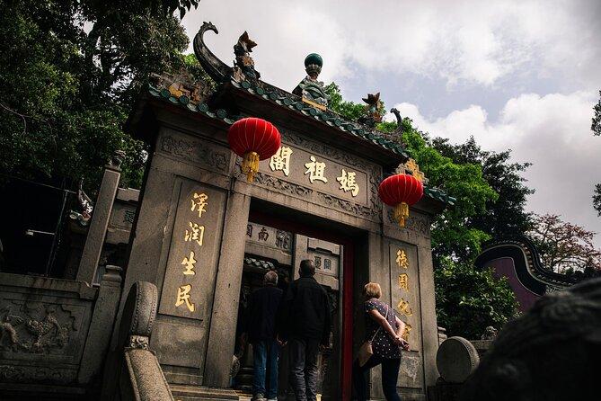 Top Historical Sights in Macau