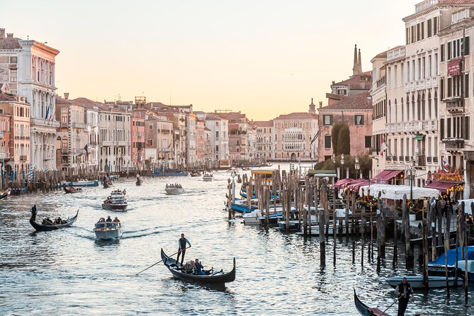 Venice Day Trips from Milan
