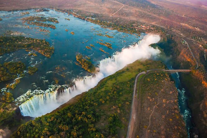 Victoria Falls Day Trips from Livingstone
