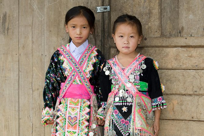 Hill Tribe Villages Tours from Luang Prabang