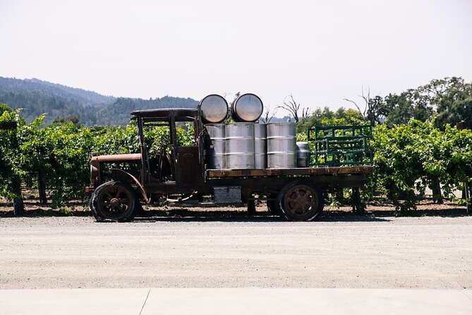 Wine Country Bike Tours from San Francisco