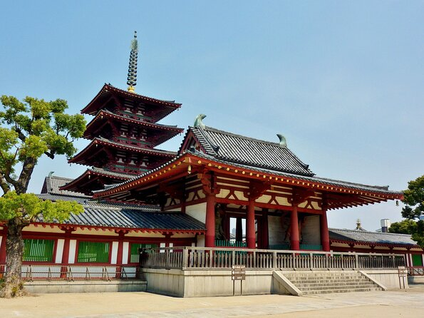 Top Temples and Shrines in Osaka