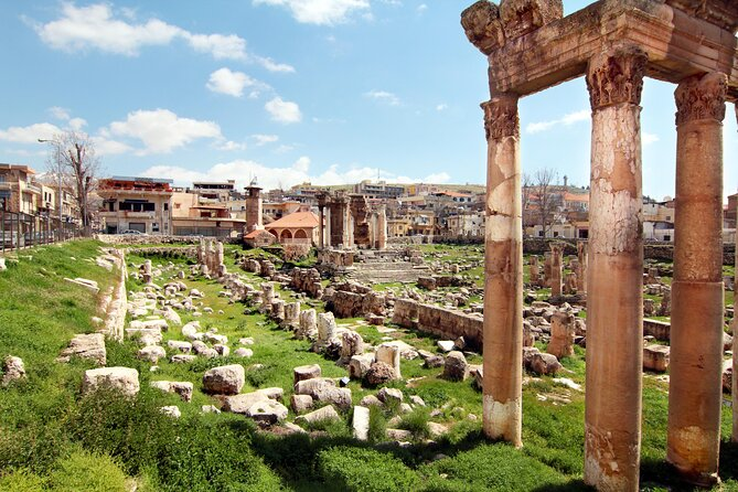 Top Ancient Sites Near Beirut