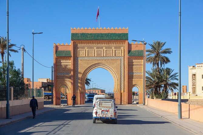 Morocco Tours from Malaga