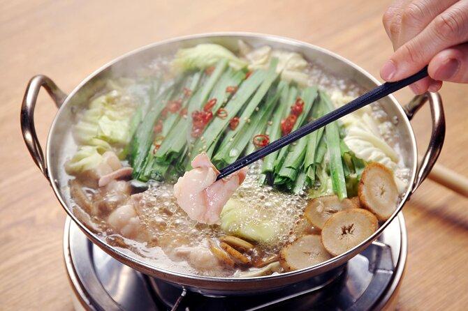 Eating Hot Pot in Taipei
