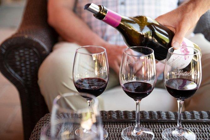 Wine Tasting Near Santiago