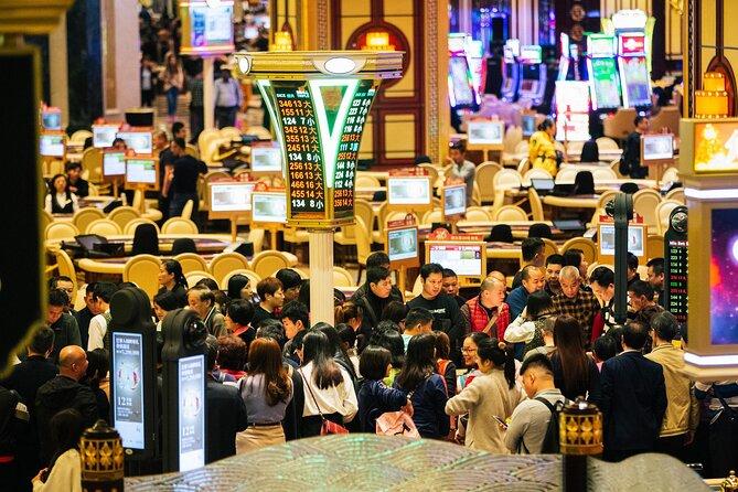 Macau Day Trips from Hong Kong