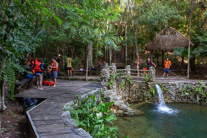 Cenote Tours from Cancun