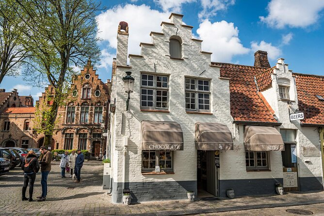 Medieval Architecture in Flanders