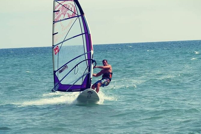 Windsurf Lessons with Tomas