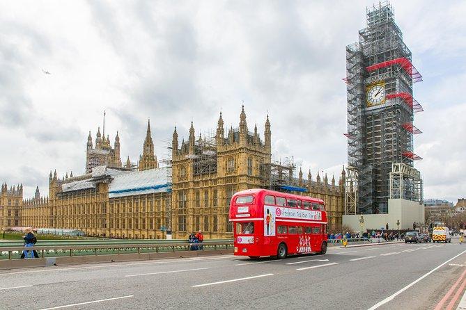 London Vintage Bus Tours
