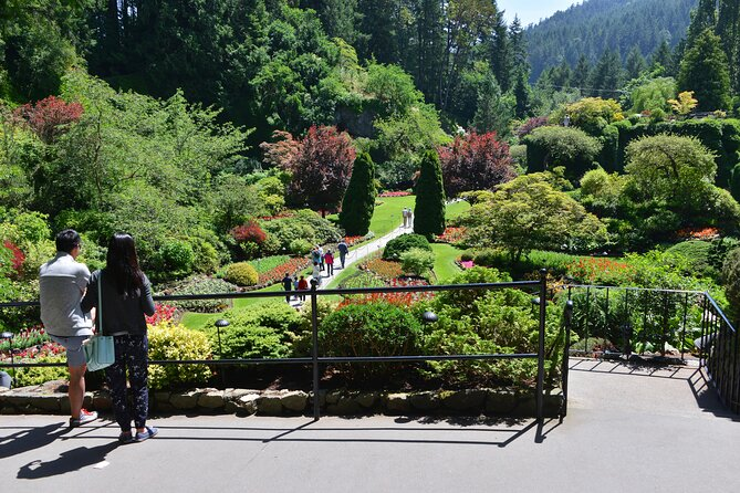 Victoria & Butchart Gardens (Small Private Group)