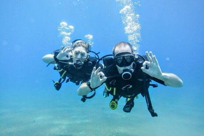 Experience the clear blue Timor waters