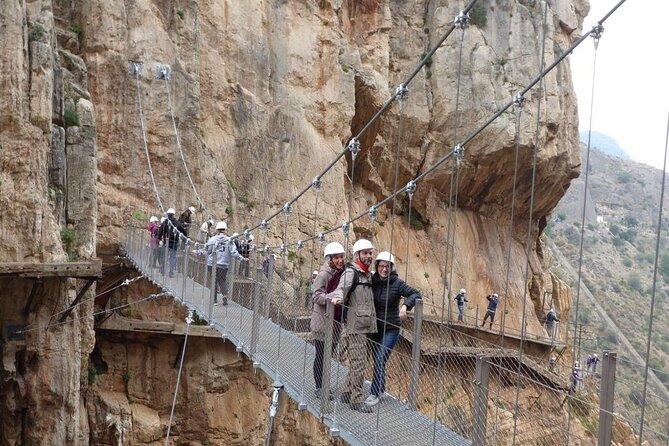 Guided Trekking in El Caminito del Rey