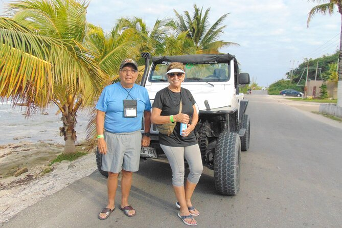 Private Jeep Adventure, Snorkel and Mexican Lunch