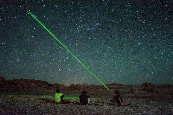 Astronomic Tour Experience from San Pedro de Atacama