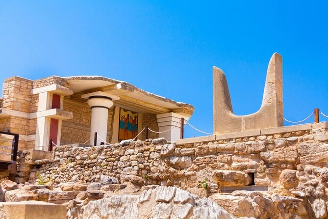 Knossos Palace & Authentic Crete with Local Experiences from Chania