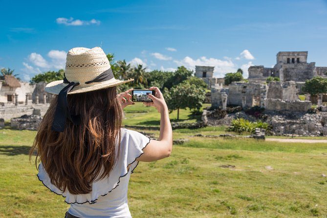 The original 4X1 Tour to Tulum, Coba, Cenote and Playa del Carmen for the less