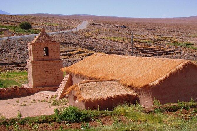 Salt Flats and Altiplanic Lagoons in Atacama