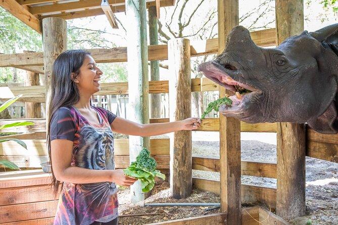 Tampa's ZooQuarium Admission
