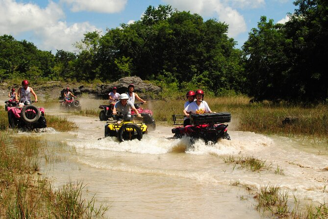 Express ATV Jungle Adventure Fuego