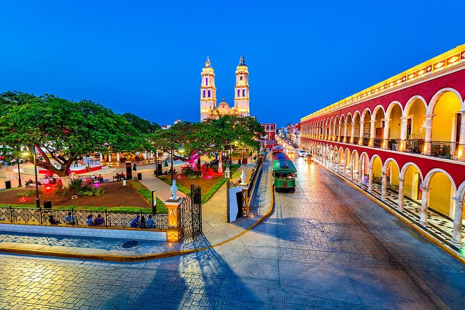 Private Tour to Campeche city from Merida by Yucatan Concierge