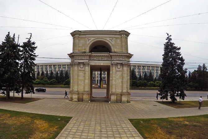 3 Capitals: Minsk, Kyiv, Chisinau