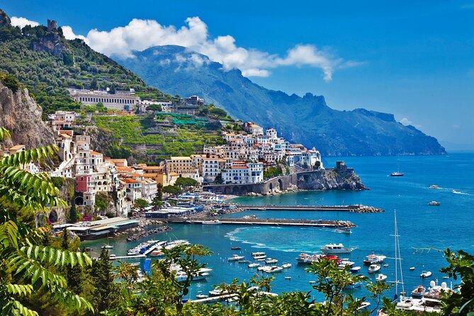 Private Full Day Tour of the Amalfi Coast