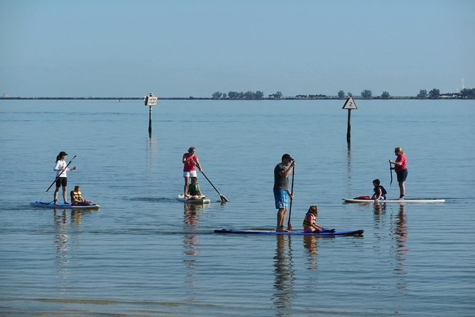Paddle Board Rental around Harbour Island