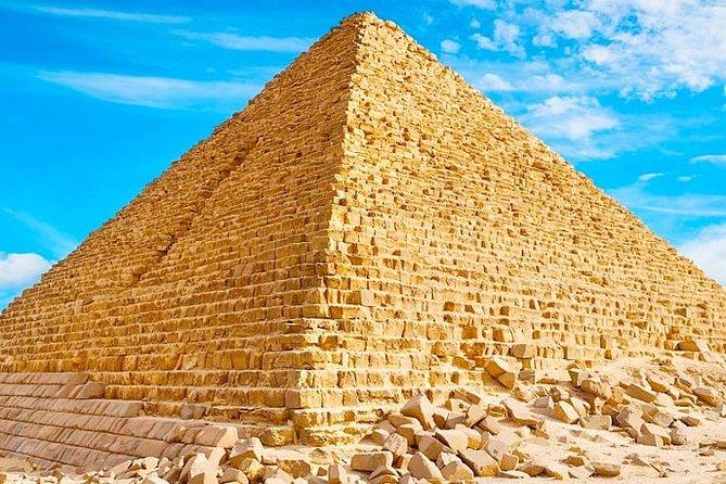 Overday to Giza Pyramids
