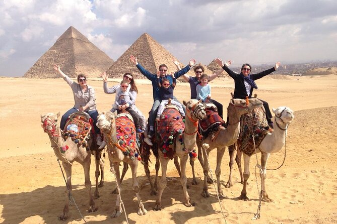 Two Day Tours Adventuring The Whale Valley, Desert Camping & Giza Pyramids