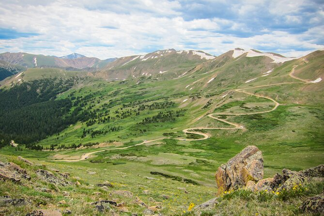 Colorado Ghost Towns and Alpine Passes