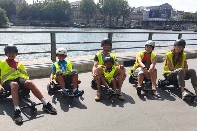 Private Guided Tour by Hoverkart in Bratislava