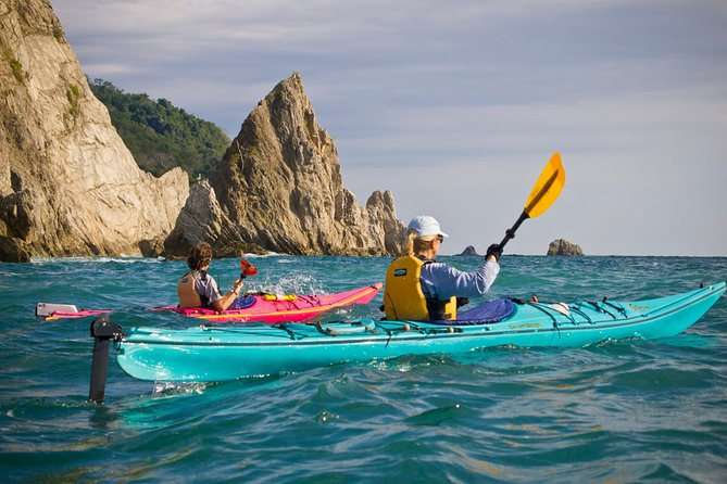 Kayak and Snorkeling Tour in Manuel Antonio