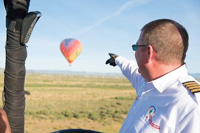 Afternoon Hot Air Balloon Flight Over Phoenix