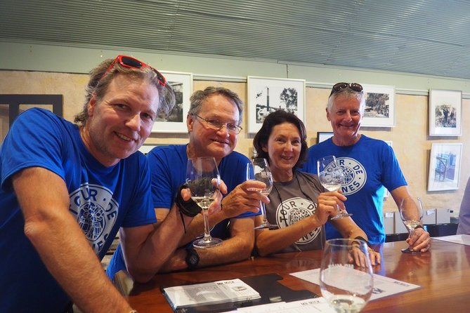 Tour de Barossa - Guided Day Cycling Barossa from Adelaide