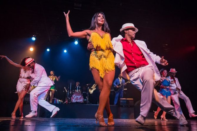 Rio Dance Show: The Traditional Brazilian Music with Dinner at a Steakhouse