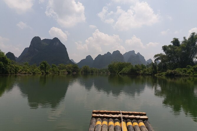 9-Day Private Tour from Nanning to Yangshuo and Guangzhou by car