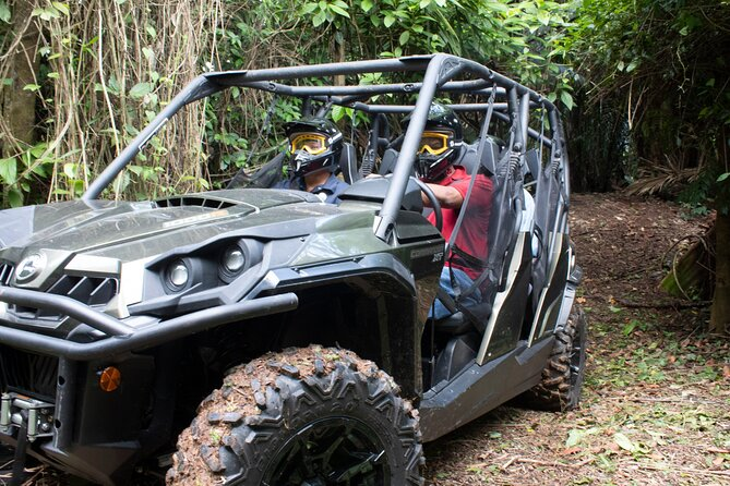 Private UTV Expedition in Belize City