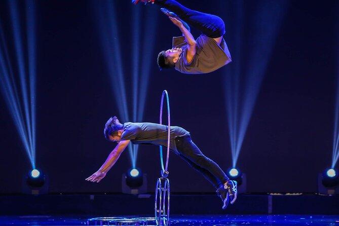 Amazing Acrobats-New for 2020: U.S. Touring Troupe, AMAZE!