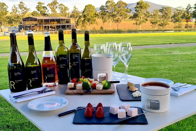 Yarra Valley Premium Tour inc Lunch and Cheese, Chocolate Fondue at Rochford