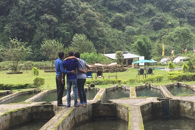 Tour with Dinner to Trout Fish Farm - Bhujung River