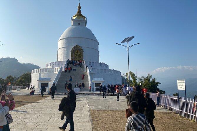 Day Hiking to Pumdikot - World Peace Stupa