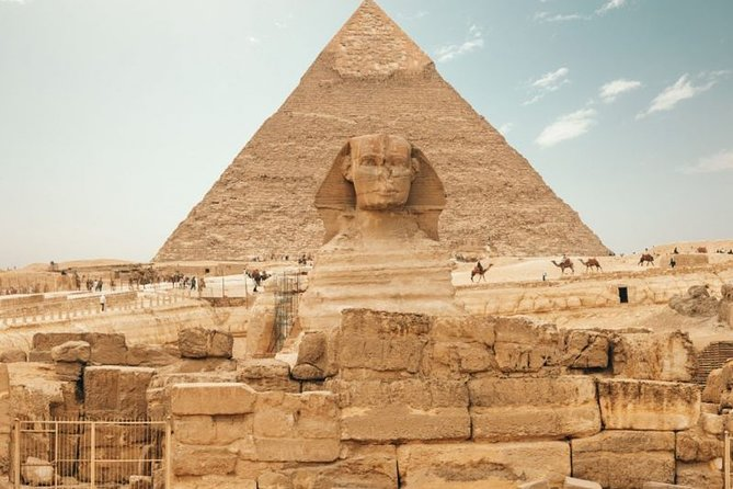 Cairo Highlights - 2 Days to the Pyramids , Sphinx & City Guided Tours