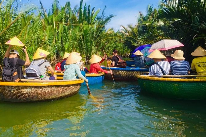 Half-day Fishing and Farming life tour from Hoi An