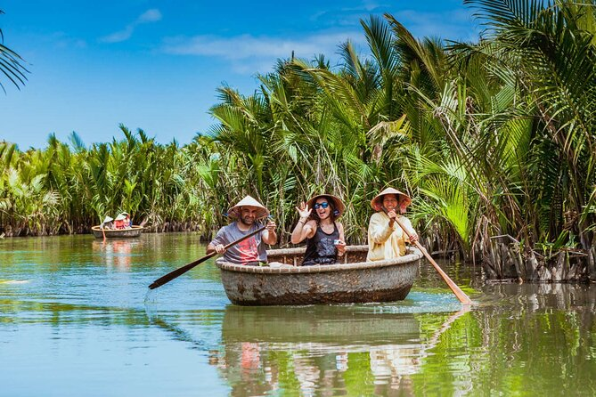 Half-day Cam Thanh fishing village from Hoi An