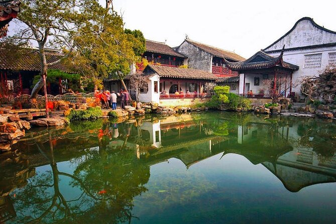 Private Muslim Day Trip to Suzhou from Shanghai