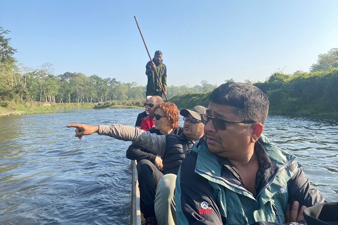 1 Night 2 Days Chitwan Jungle Safari Tour