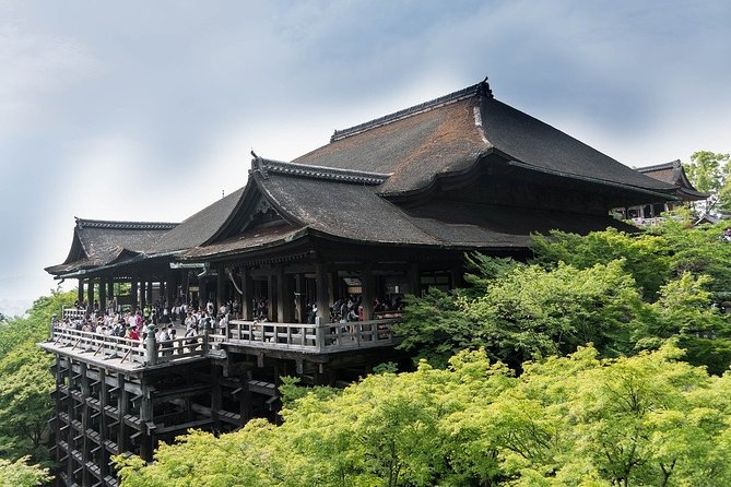 Kyoto: Kyomizudera, Gion and Fushimi Inari Taisha