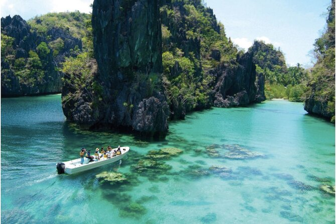 Puerto Princesa and El Nido Palawan 3Days 2Nights Package